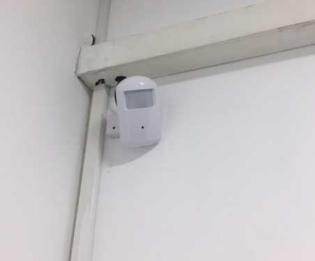 מצלמות אבטחה לבית