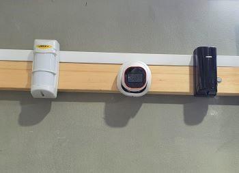 מצלמות אבטחה בלוד