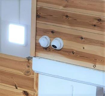 מצלמות אבטחה בקרית טבעון