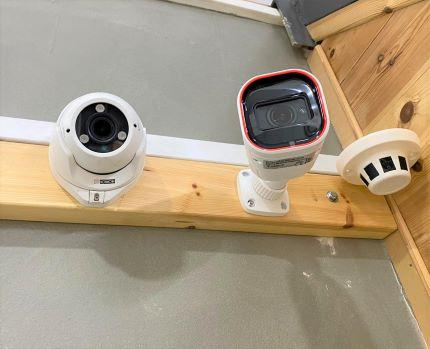 מצלמות אבטחה בראש העין