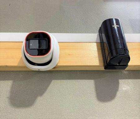 מצלמות אבטחה בשרון